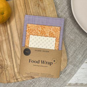Lila Food Wrap
