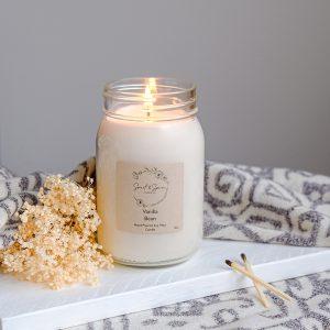 Vanilla Bean Soy Candle