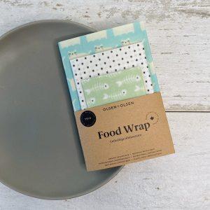 Kitty Food Wrap