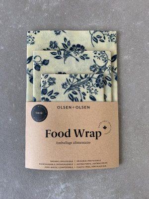 Blue Royal Food Wrap