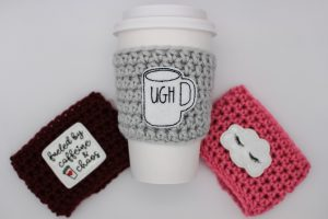 Wool Cup Cozies