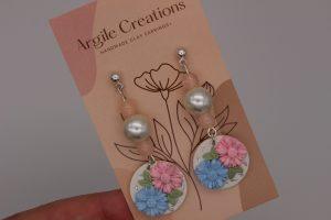 Poet's Garden Earrings