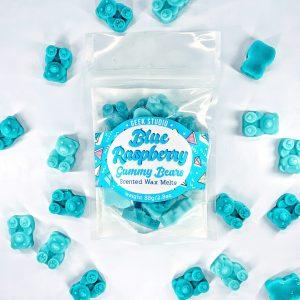Blue Raspberry Wax Melt