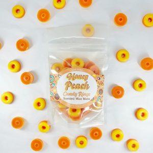 Honey Peach Wax Melt
